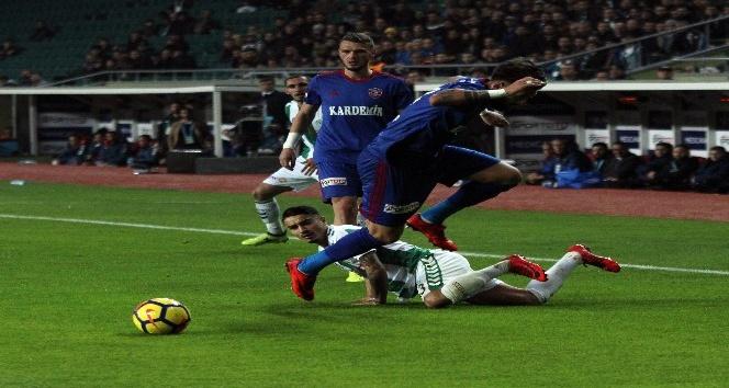 Atiker Konyaspor: 2 - Kardemir Karabükspor: 0
