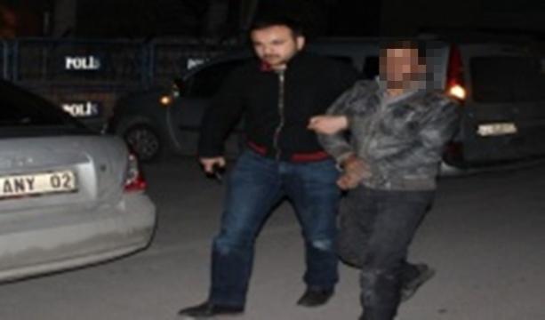 """Konya'da Suçüstü yakalanan hırsızlık şüphelisi: """"Ne yapıyorsak eroin yüzünden"""""""