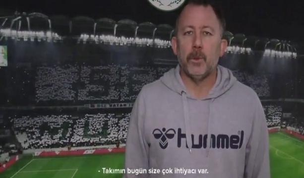 Atiker Konyaspor'dan taraftara 'Birlikte başaracağız' mesajı