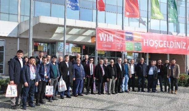 KSO'dan WIN EURASIA 2018 Fuarı'na çıkarma