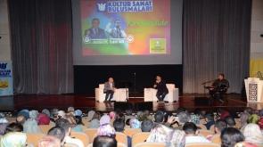 Konya'da 'Kültür Sanat Buluşmaları'nda şiir ziyafeti