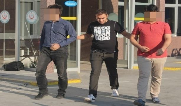 """Konya merkezli """"Mahrem asker abilerine"""" yönelik operasyon:124 gözaltı kararı"""