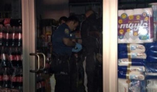 Konya'da Hırsızlık şüphelileri suçüstü yakalandı