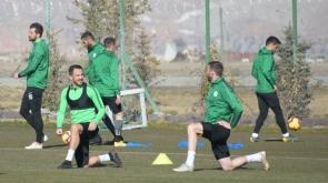 Konyaspor'da, Bursaspor hazırlıkları sürüyor