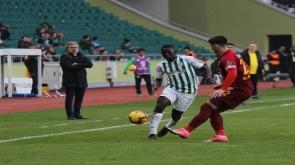 Konyaspor: 0 - Kayserispor: 1