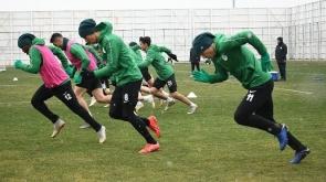 Atiker Konyaspor, Göztepe maçı hazırlıklarına devam etti