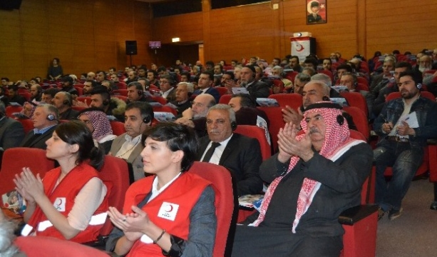 Uyum Buluşmalarının 12.'si Konya'da gerçekleştirildi