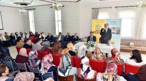 """Başkan Altay: """"Çocukları her türlü bağımlılıktan kurtarmanın yolu spordur"""""""