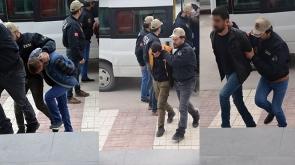 Eylem için Van'a gelen terörist yakalandı
