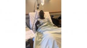 Atiker Konyaspor'un defans oyuncusu Fallou Diagne, menisküs ameliyatı oldu.