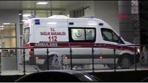 Konya'da kafede 10 kişiyi  yaralayan 2 kişi tutuklandı