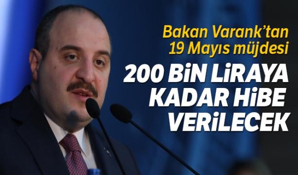 Bakan Varank'tan 19 Mayıs müjdesi