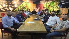 Konya Galatasaraylılar Derneğinde genel kurul yapıldı