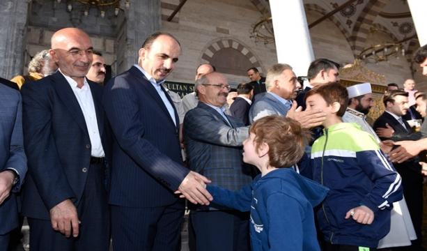 """Başkan Altay: """"Huzur iklimine katkı sağlayan hemşehrilerime teşekkür ediyorum"""""""