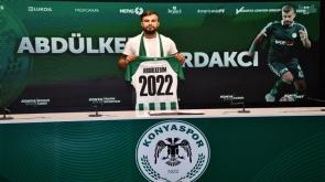 Konyaspor, Abdülkerim Bardakcı'nın sözleşmesini 2 yıl uzattı
