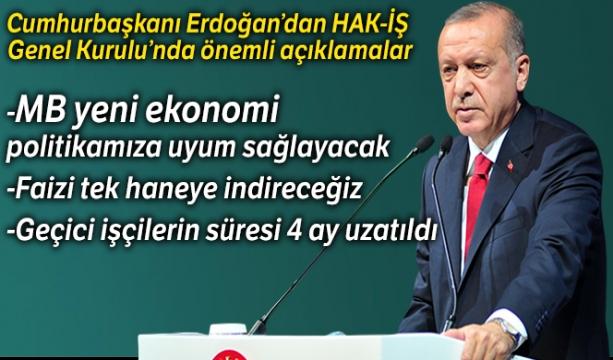 Cumhurbaşkanı Erdoğan'dan önemli açıklamalar - Tıkla İzle