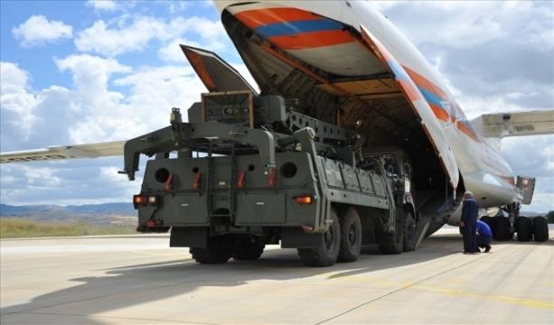 Milli Savunma Bakanlığı S-400'ün gelişiyle ilgili görüntüleri paylaştı