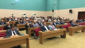 İl Koordinasyon Kurulunun 2019 yılı 3'üncü Dönem toplantısı Konya Valisi Cüneyit Orhan Toprak başkanlığında gerçekleştirildi.