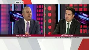 Dışişleri Bakanı Çavuşoğlu: 'F-35 projesinden çıkarılma konusunda bir adım yok'