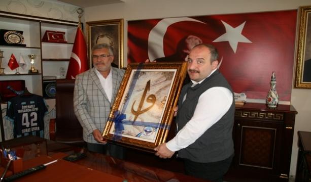 Bakan Varank Konya'da