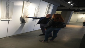 "MEDAŞ Sanat Galerisi'nde ""Ağaçlar"" resim sergisi"