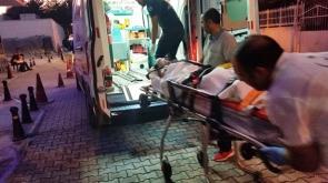 Konya'da tarla yolunda ATV devrildi: 2 yaralı