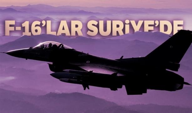MSB: 'İki F-16 ile Suriye hava sahasında uçuş icra edildi'