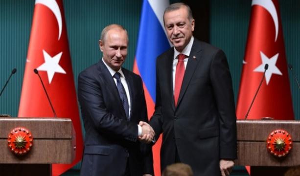 Cumhurbaşkanı Erdoğan - Putin görüşmesi başladı