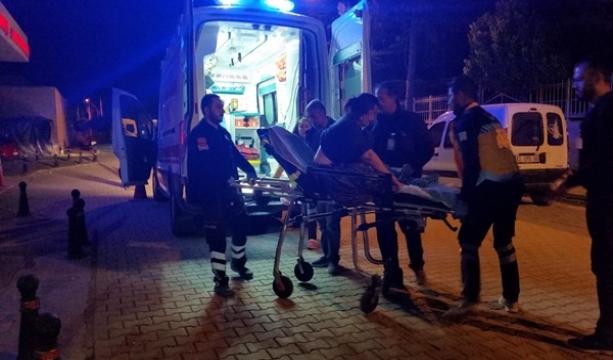 Konya'da Annesini sırtından bıçakladı