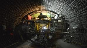 Konya Ovası Projesi'nin KOP'un ikinci tünelinde 4 bin 901 metre ilerleme sağlandı