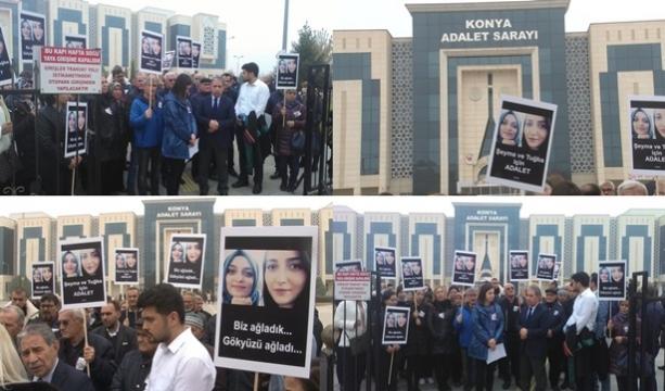 Konya'da Öğretmen Şeyma ve kardeşini öldüren sanık