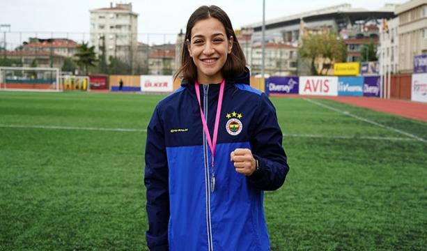 Buse Naz Çakıroğlu: 'Tokyo'dan altın madalya ile evime dönmek istiyorum'