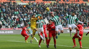 Konyaspor: 0 - Gaziantep FK: 0  (Maç sonucu)