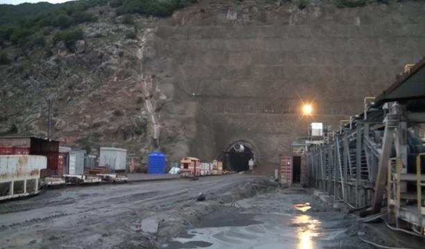 Tamamlandığında Türkiye'nin en uzun tüneli olacak