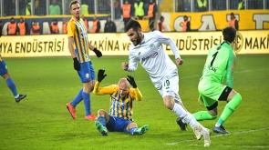 Ankaragücü - Konyaspor maç sonucu: 0 -1