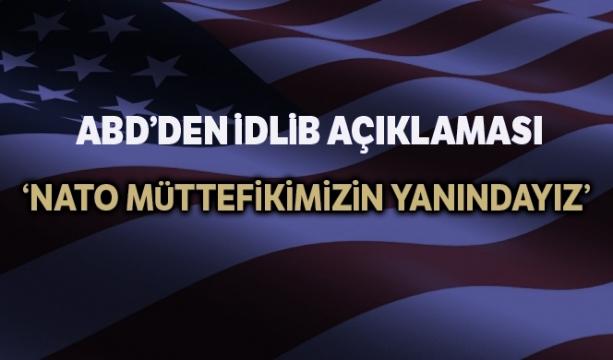 ABD Ankara Büyükelçiliğinden Türkiye'ye başsağlığı mesajı