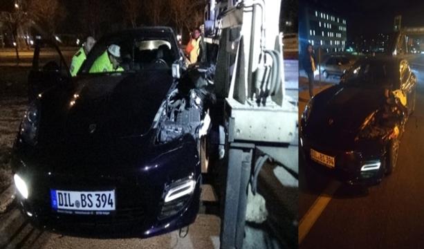 Konya'da Otomobilin çarptığı genç hayatını kaybetti