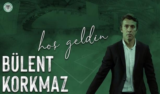 Konyaspor, Bülent Korkmaz ile anlaştı