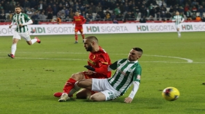 Konyaspor  1 - Göztepe: 3
