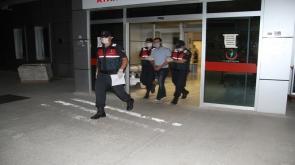 Konya'nın Beyşehir ilçesinde, üç farklı suç kaydı nedeniyle 4 yıldır aranan şüpheli yakalandı