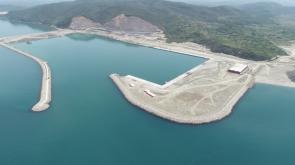 Asrın projesi Filyos Limanı, milyarlarca dolar gelir elde edecek