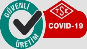 KTO Covid-19 Güvenli Üretim Belgesi'ni aldı