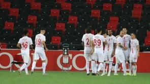 Antalyaspor yenilmezlik rekorunu kırdı