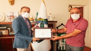 KONESOB, TSE Covid-19 güvenli hizmet belgesini aldı