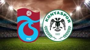 Trabzonspor 3  Konyaspor 4