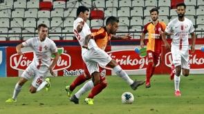 Antalya 2-2 GS Maç Özeti ve Golleri İzle