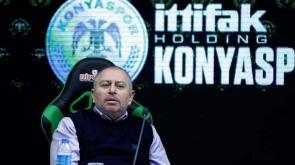 """Konyaspor Başkanı Kulluk: """"Genel kurulda aday olmayacağız"""""""
