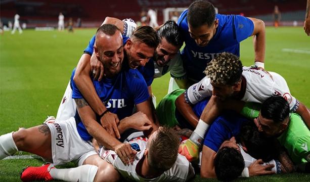 Trabzonspor 2-0 Alanyaspor Maç Özeti ve Golleri İzle