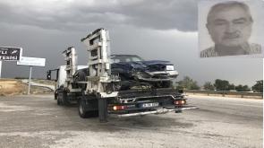 Konya'da Otomobil ile kamyonet çarpıştı: 1 ölü, 5 yaralı