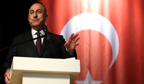 Dışişleri Bakanı Çavuşoğlu: 'Lübnan'daki patlamada iki vatandaşımız hafif şekilde yaralandı'